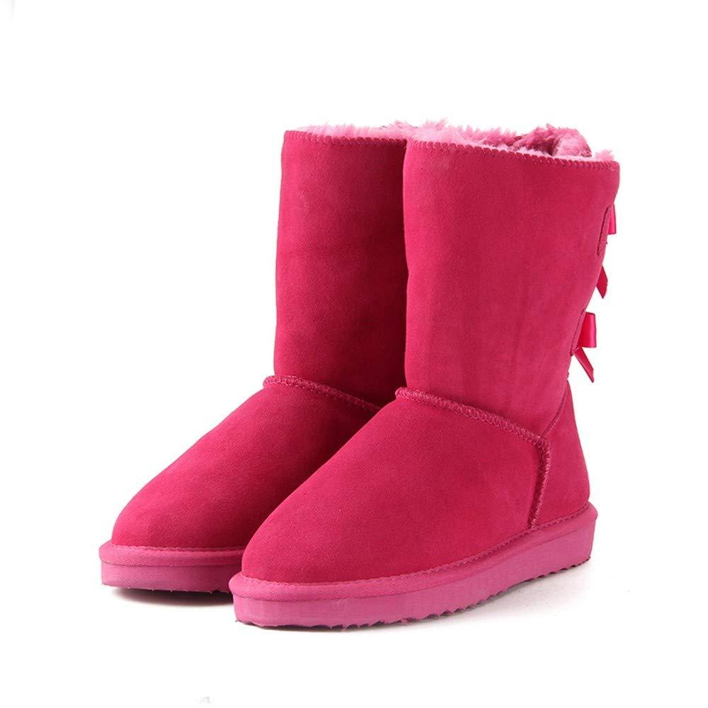 XPFXPFX Sport Freizeit Modetrend im Freien Hohe Qualität Frauen Stiefel Winter Schnee Stiefel Frauen Schneestiefel Weibliche Schnürsenkel Für Schuhe 6ad5ad