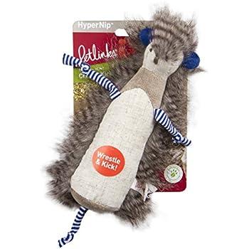 Crinkle Kicker Hypernip Crinkle Cat Toy