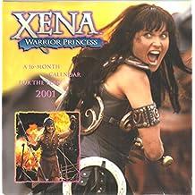 Xena 2001 Calendar