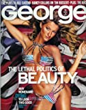 George Magazine - June 2000: Gisele Bundchen Cover, Tim Russert, Laura Dern, and More! (Single Issue Magazine)