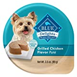 Blue Buffalo Delights Natural Adult Small Breed We...