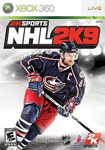Amazon Com Nhl 2k9 Xbox 360 Artist Not Provided Video Games