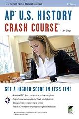 AP U.S. History Crash Course (REA: The Test Prep AP Teachers Recommend) Paperback