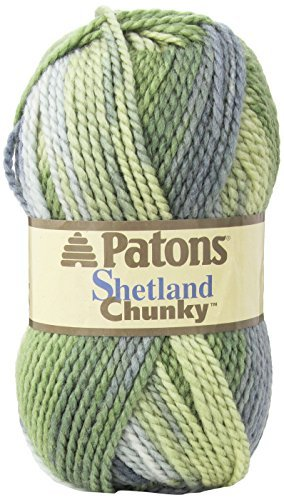 Patons Shetland Chunky Yarn, Country Sky Variegated by Patons