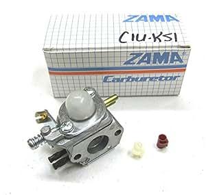Nuevo OEM Zama c1u-k51carburador Carb Echo 125200059641252000596512520008460por la tienda de Rop