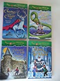 Magic Tree House #29 - #32 : Summer of the Sea Serpent, Christmas in Camelot, Haunted Castle on Hallows Eve, Winter of the Ice Wizard (Book sets for kids) by Mary Pope Osbourne (2005-05-04)