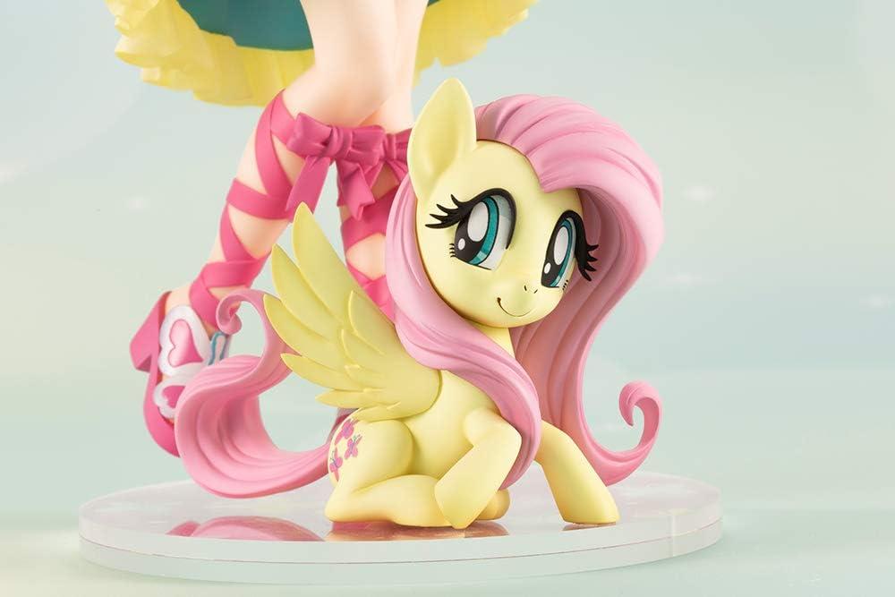 Kotobukiya My Little Pony Bishoujo PVC Statue 1//7 Fluttershy 22 cm Statues