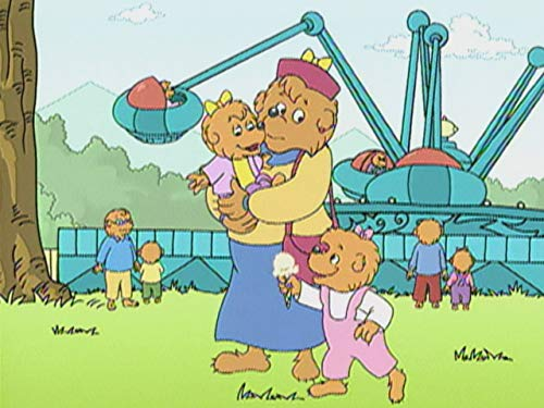 - The Berenstain Bears in the House of Mirrors / Too Much Pressure