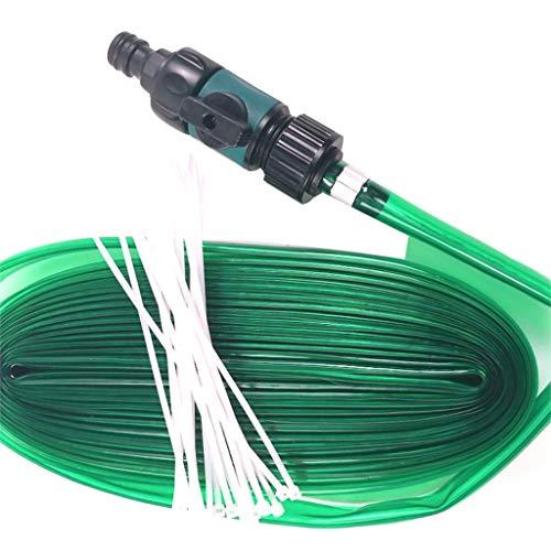Efanhouy Trampolines Sprinkler Outdoor Water Park Garden Trampoline Sprinklers Heavy Duty Sprinkler Hose Made to Attach…