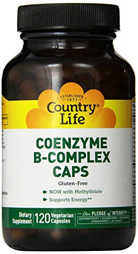 country-life-coenzyme-b-complex-120-count