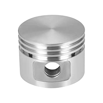 sourcing map Compresor de aire pistón motor aleación de aluminio 48 mm diámetro 35 mm altura con 12 mm diámetro interior: Amazon.es: Bricolaje y ...