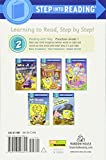 Five Undersea Stories (SpongeBob SquarePants) (Step into Reading)