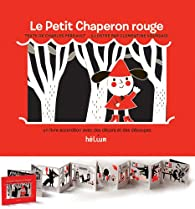Le petit chaperon rouge : Livre accordeon par Sourdais