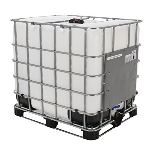 Used, Vestil IBC-275 Steel Intermediate Bulk Crate, 275 Gallon for sale  Delivered anywhere in USA