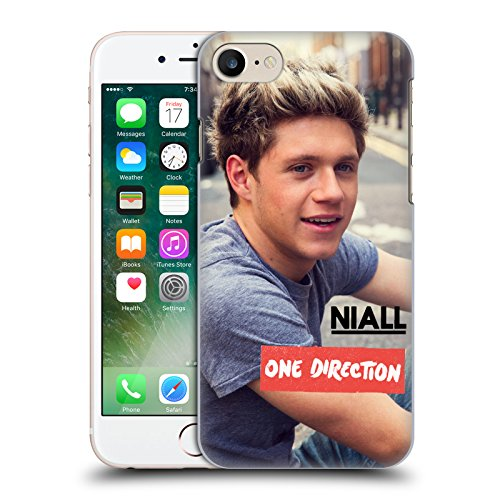 Official One Direction Jumping Niall Horan Photo Hard Back Case for Apple iPhone 7
