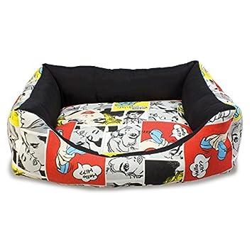 Arquivet 8435117894648 - Cama Comic 60 x 55 x 18 cm: Amazon.es: Productos para mascotas