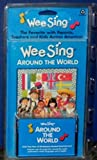 Wee Sing Around the World with Book (Wee Sing)