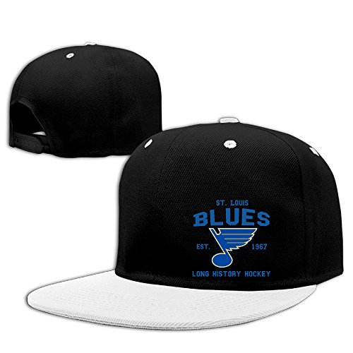 custom-unisex-st-louis-1967-hockey-team-flat-billed-baseball-visor-cap-white