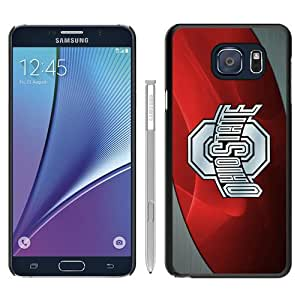 Ncaa Big Ten Conference Football Ohio State Buckeyes 11 Black Special Custom Picture Design Samsung Galaxy Note 5 Phone Case