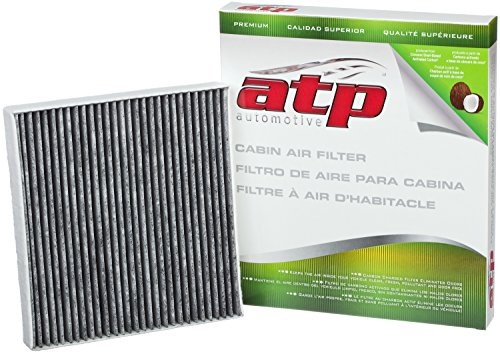 atp automotive GA-25 Carbon Activated Premium Cabin Air Filter (Cabin Filter Heater)