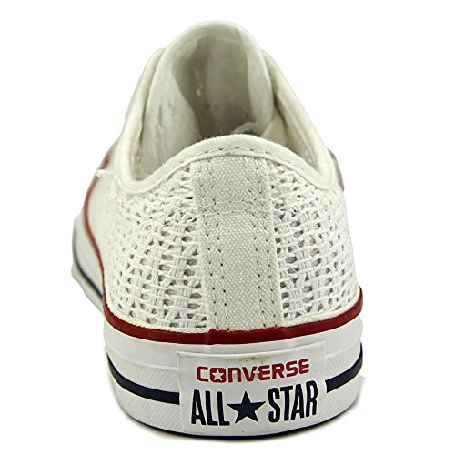 Converse Avslappnad - Ct All Star Vit / Vit / Svart