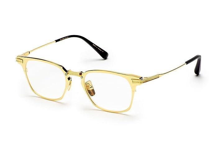 09c96e320ea Eyeglasses Dita UNION DRX 2068 D-GLD 18K Gold  Amazon.ca  Clothing ...