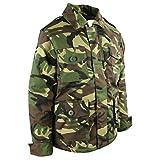 Kombat UK Kid's Safari Jacket, DPM Camo, 7-8 Years
