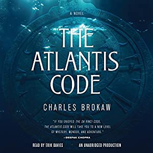 The Atlantis Code Audiobook