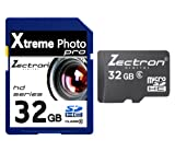 New 32GB Micro Class 10 SD SDHC High Speed Zectron Digital Camera Memory Card FOR Pentax K10D digital Camera Camcorder Video SD Secure Digital Card