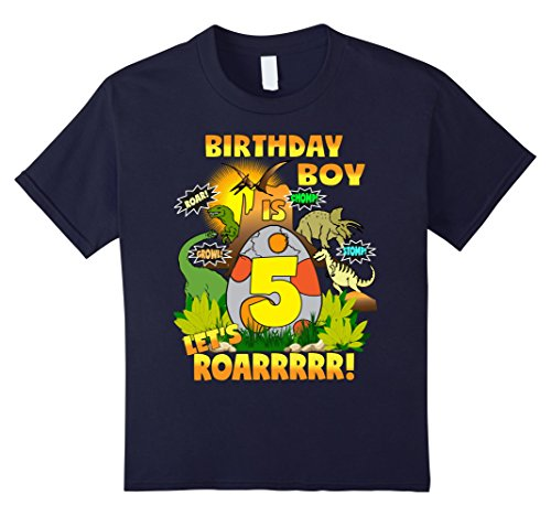 Dinosaur Birthday Shirt Age Outfit product image