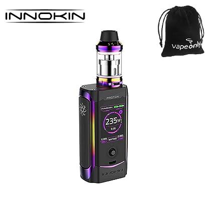 Cigarrillo electrónico TC de Innokin Proton Scion 2 TC Vapor, 235 W Proton MOD y