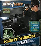 Spy Net Night Vision Recording Goggles With Real Night Vision Technology