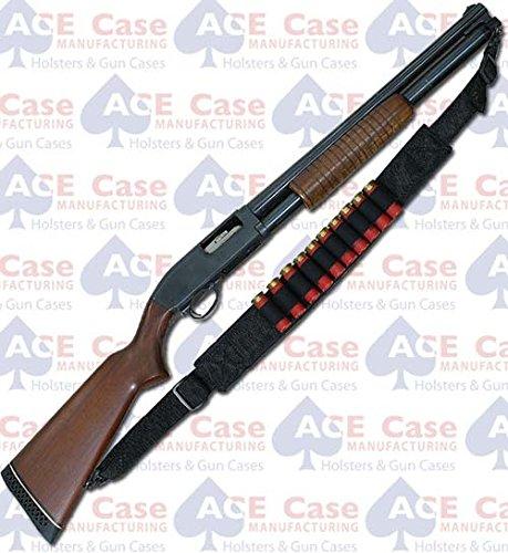 Ace Case H&R PARDNER Pump Shotgun Ammo Sling (10 Shells) - Made in U.S.A.