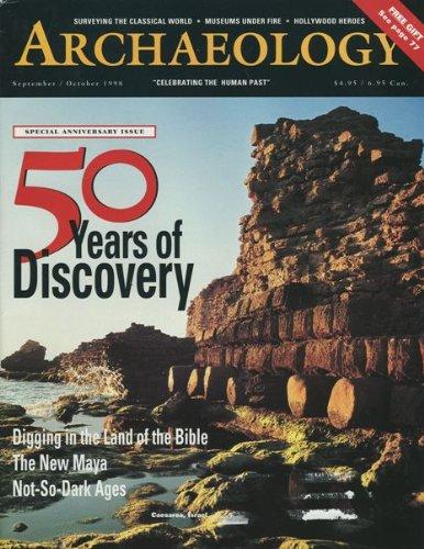 Archaeology Volume 51 Number 5, September/October 1998