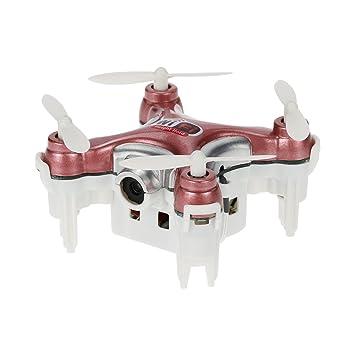 DishyKooker Mini Drone Chevers CX-10WD-TX 2.4GHz 4CH 6 Ejes WiFi ...