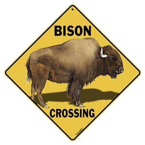 - CROSSWALKS Bison Crossing 12