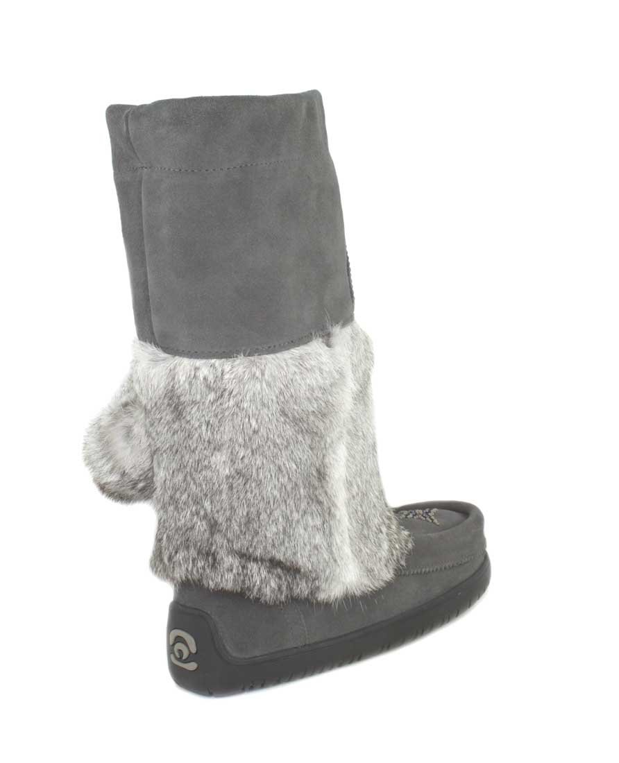 Manitobah Mukluks Snowy Owl Boot in US|Charcoal Grey B01M4PY6N0 8 B(M) US|Charcoal in ebb32f