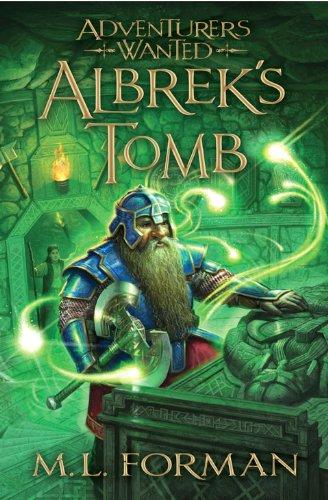 Adventurer Socks - Adventurers Wanted, Volume 3: Albrek's Tomb