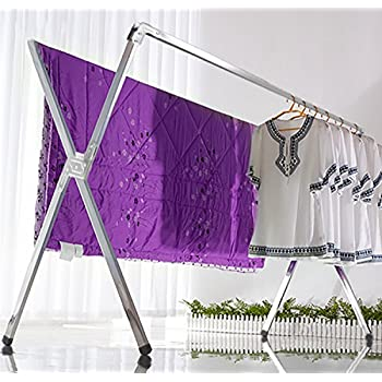 Amazon.com: Clothes Line Pole, 8' x 4' Go Green: Home ...