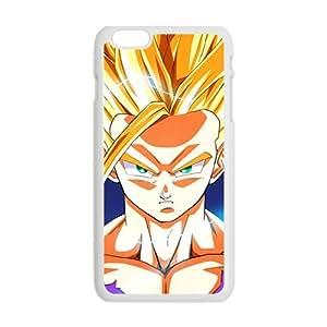 Dragon ball Super Saiyan Cell Phone Case for Iphone 6 Plus
