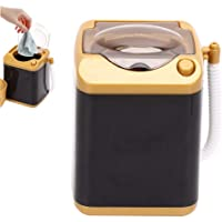 Electric Mini Quick Dry Quick Cleaning Washer - Cosmetic Tool Cleaning Machine Kids Toy Gift (01)