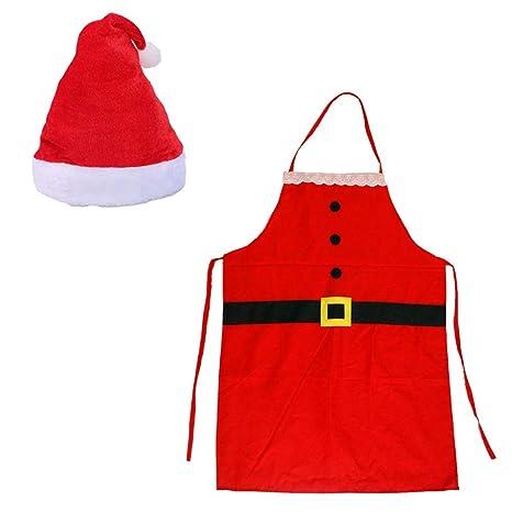 Fait main bébé//enfant Cuisson Tablier-Parfait Cadeau de Noël