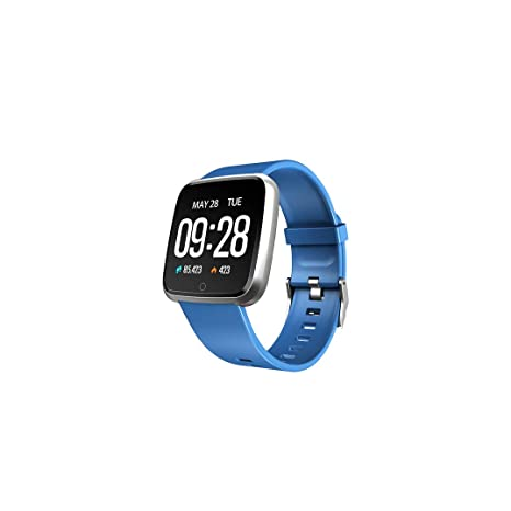 Amazon.com: Youthly 2019 Smart Watch Blood Pressure Monitor ...