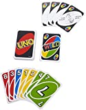 Mattel Games UNO Card Game Variant Image