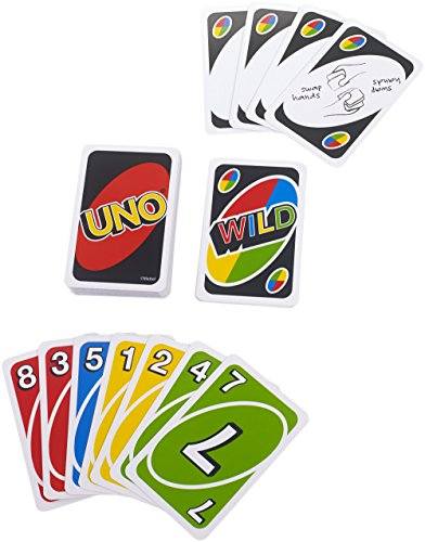 51GhT2BKBdL - Mattel Games UNO Card Game