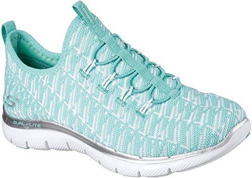 Skechers Sport Women's Flex Appeal 2.0 Insight Sneaker,mint,