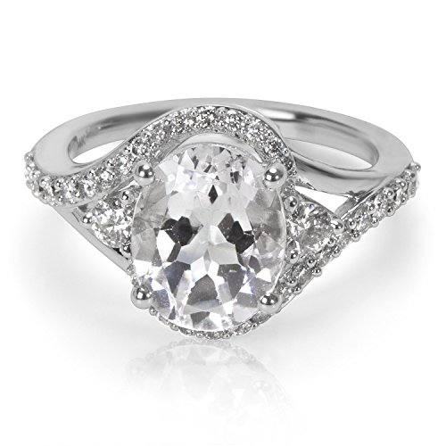 BRAND NEW Engagement Ring in 14K White Gold (0.50 CTW)