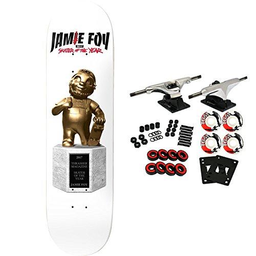 Deathwish Skateboard Complete Foy Big Boy Trophy 8.0