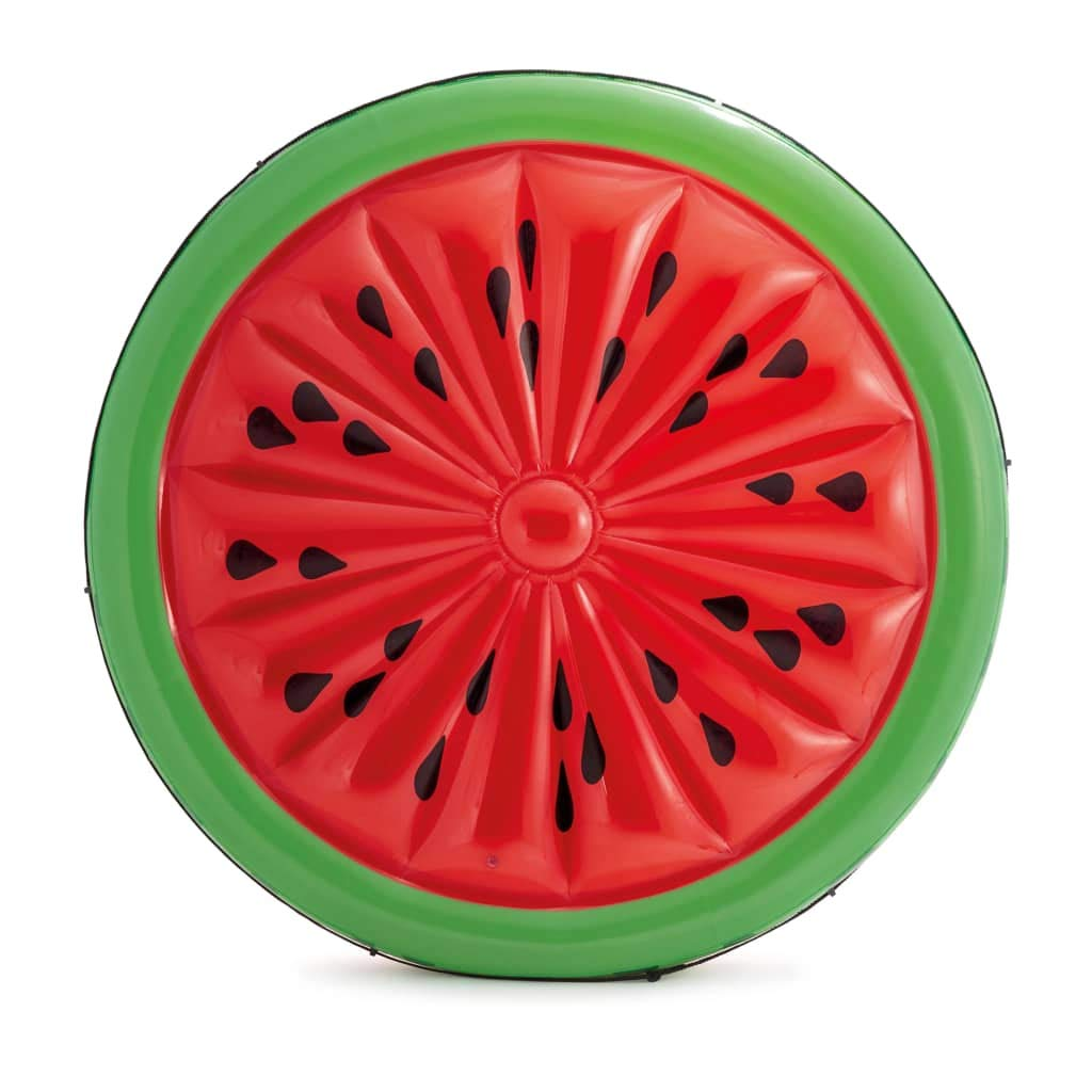 Arichtop Compatible for Index Aufblasbare Badeinsel Watermelon Island 56283EU Rot