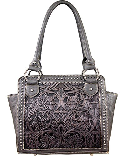 montana-west-womens-trinity-ranch-tooled-design-handbag-black-one-size